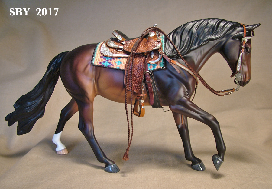 TIMARU STAR II MODEL HORSE TACK